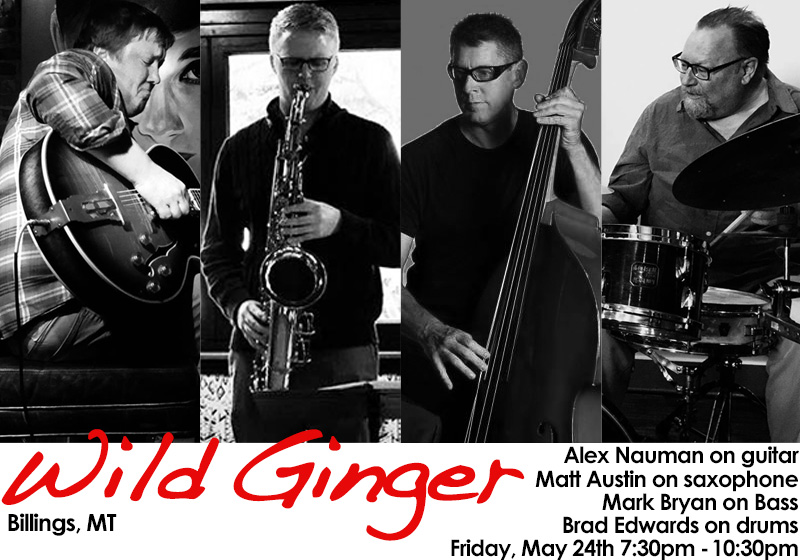 ON FRIDAY NIGHT AT WILD GINGER IN BILLINGS
